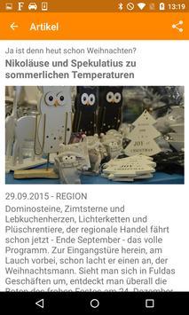 Osthessen News screenshot 1