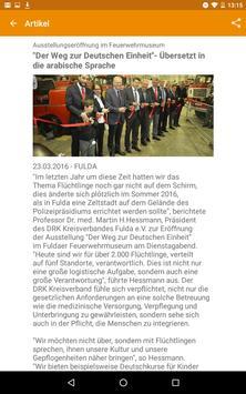 Osthessen News apk screenshot