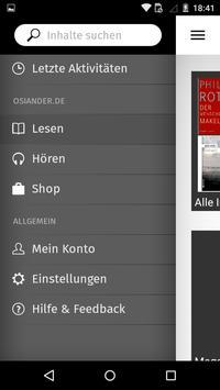 OSIANDER eBooks mit tolino apk screenshot