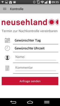 Neusehland –Kontaktlinsen-Club APK-Bildschirmaufnahme