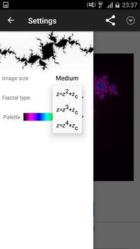 Fractal Builder apk screenshot