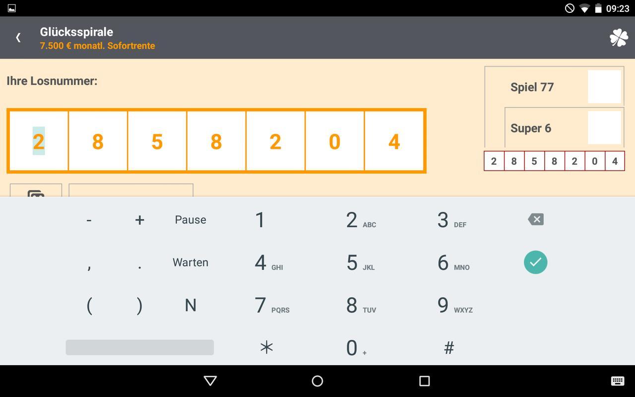lotto24 de app