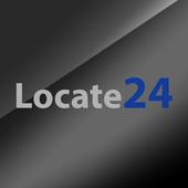 Locate24 icon