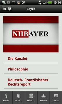 N.H.Bayer apk screenshot