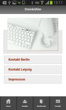 Steinkühler-Arbeitsrecht screenshot 4
