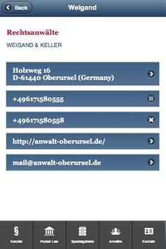 Weigand & Keller screenshot 4