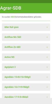 Agrar-SDB screenshot 2