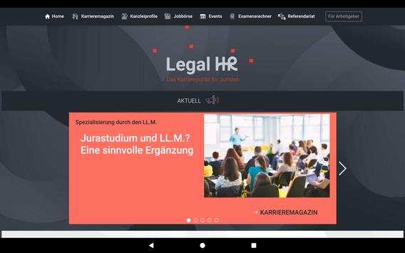 Legal HR apk screenshot