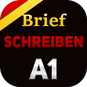 Brief Schreiben Deutsch A1 для андроид скачать Apk