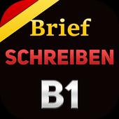Brief schreiben Deutsch B1 icon