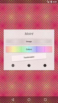 Moiré screenshot 1
