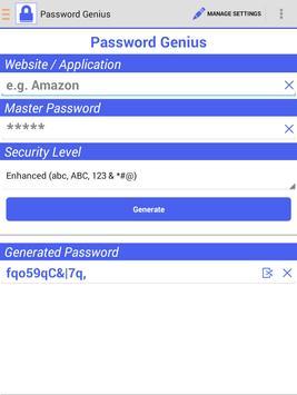 Password Genius screenshot 5
