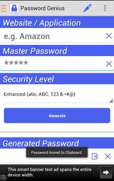 Password Genius screenshot 3