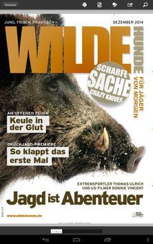 Wilde Hunde - epaper apk screenshot