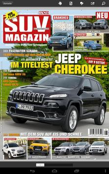 SUV Magazin - epaper apk screenshot