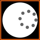 Circle Illusion icon