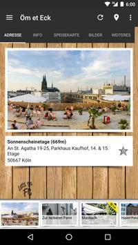 Kölner Biergärten screenshot 2