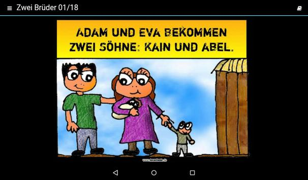 Bible Comic apk screenshot