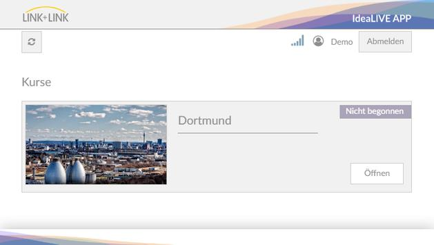 IdeaLIVE apk screenshot