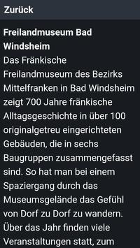 Fränkisches Freilandmuseum Bad Windsheim (FFM) screenshot 1