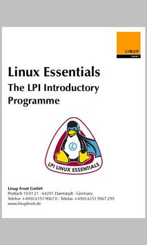 Linux Essentials poster