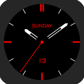 Minimal Watch Face icon