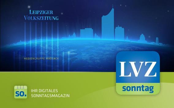 LVZ sonntag poster