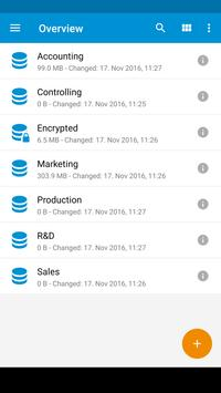 M-net Data-Space apk screenshot