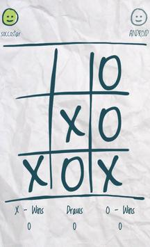 Tic Tac Toe Multiplayer poster