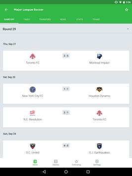 Onefootball - Notícias da Copa do Mundo apk imagem de tela