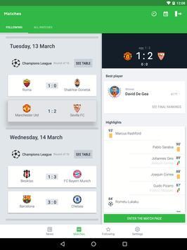 Onefootball screenshot 15
