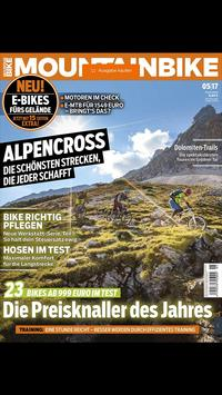 MOUNTAINBIKE Magazin poster