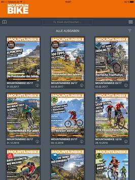 MOUNTAINBIKE Magazin apk screenshot