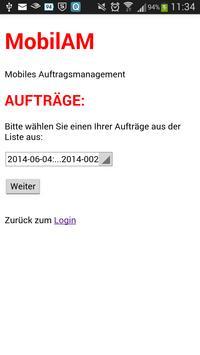 MobilAM apk screenshot