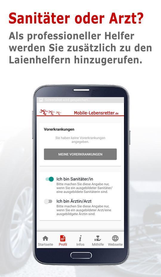 Mobile Lebensretter For Android Apk Download
