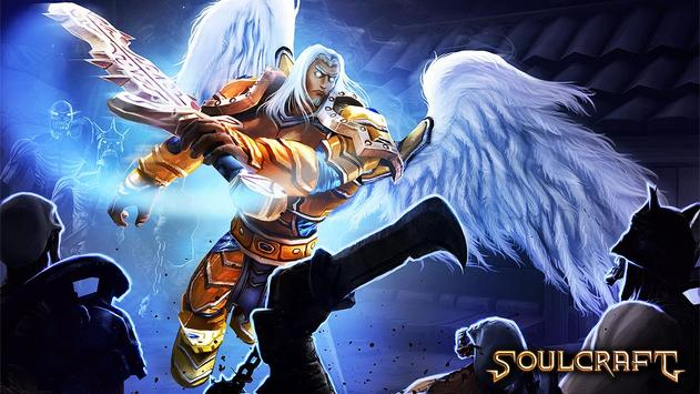 SoulCraft - Action RPG (free) apk screenshot