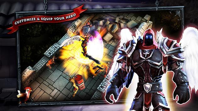 SoulCraft - Action RPG (free) apk screenshot