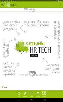 Rethink! HR Tech apk screenshot