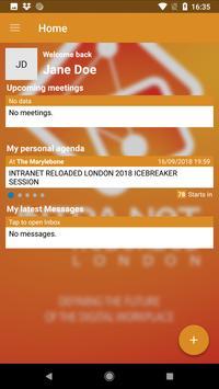 Intra.NET UK screenshot 2