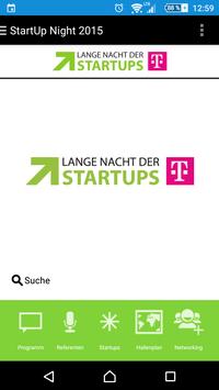 StartupNight 2015 screenshot 1