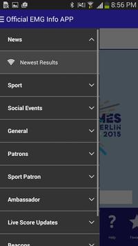 EMG 2015 apk screenshot