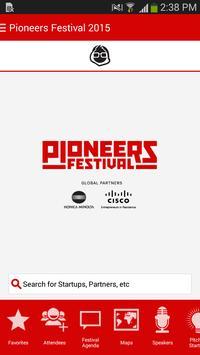 Pioneers Festival 2015 screenshot 6
