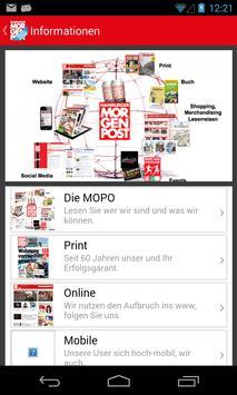 MOPO Media apk screenshot