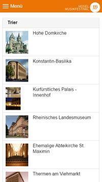 Mosel Musikfestival screenshot 3