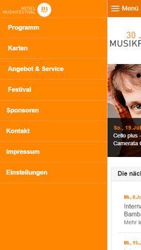 Mosel Musikfestival screenshot 1