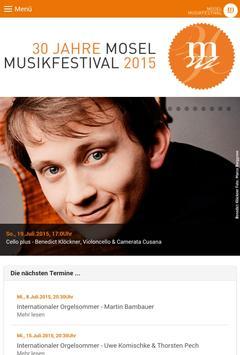 Mosel Musikfestival screenshot 4