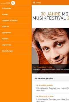 Mosel Musikfestival screenshot 5