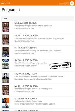 Mosel Musikfestival screenshot 6