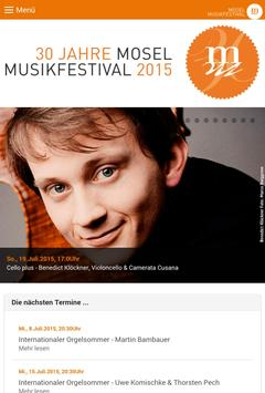 Mosel Musikfestival apk screenshot