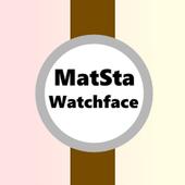 MatSta Watchface icon